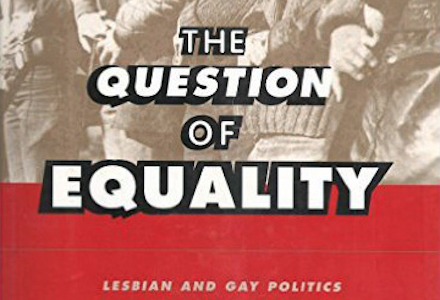 The Question of Equality